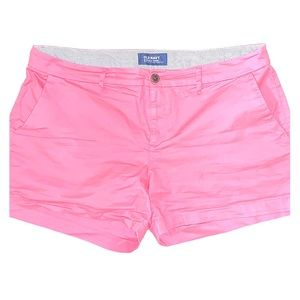 Pink old navy every day shorts
